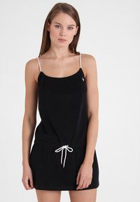 Polo Ralph Lauren - ROPE DRESS - Beach accessory - black - 0