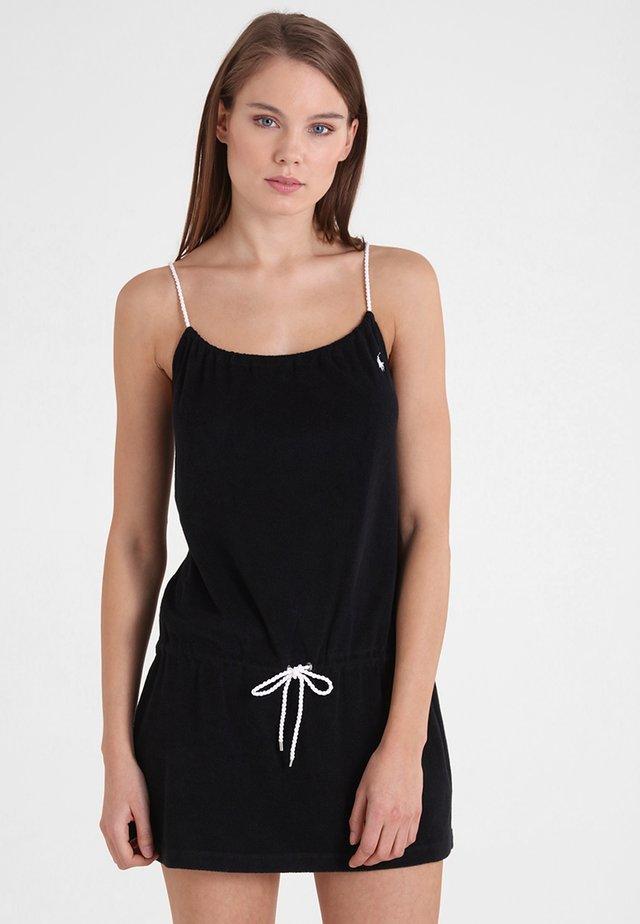 ROPE DRESS - Accessorio da spiaggia - black