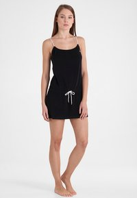 Polo Ralph Lauren - ROPE DRESS - Beach accessory - black - 1