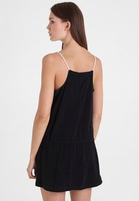 Polo Ralph Lauren - ROPE DRESS - Beach accessory - black - 2