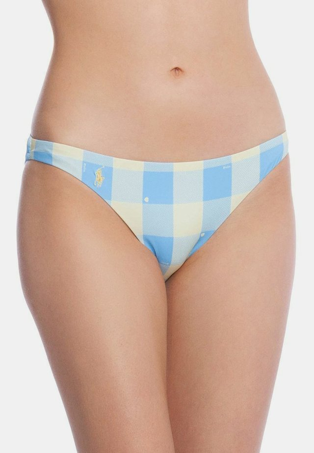 Bikini pezzo sotto - blue