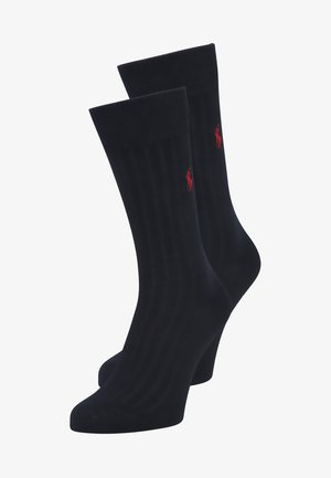 EGYPTIAN 2 PACK - Calcetines - navy