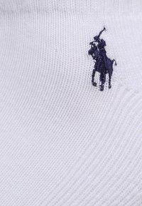 Polo Ralph Lauren - BLEND EMBRO 6 PACK - Calze - white - 1