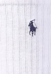 Polo Ralph Lauren - BLEND PLAYER EMBRO 6 PACK - Calze - white - 1