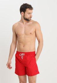 Polo Ralph Lauren - TRAVELER - Short de bain - red - 0