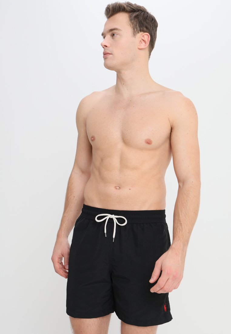 Polo Ralph Lauren - TRAVELER - Surfshorts - black