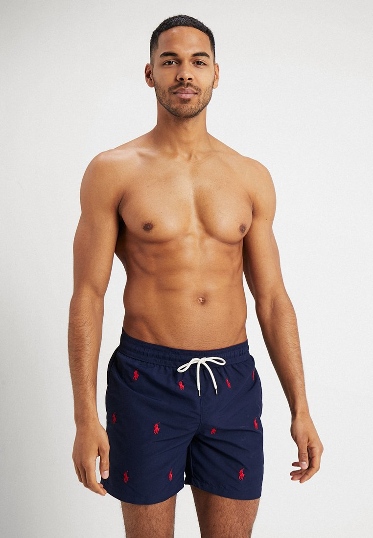 Polo Ralph Lauren - TRAVELER - Swimming shorts - newport navy