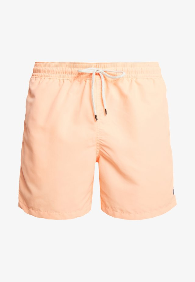 TRAVELER SHORT - Badeshorts - orange splash