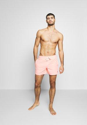SLIM TRAVELER - Plavky - faded neon pink