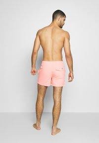 Polo Ralph Lauren - SLIM TRAVELER - Short de bain - faded neon pink - 2