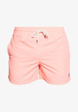 SLIM TRAVELER - Short de bain - faded neon pink