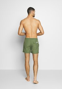 Polo Ralph Lauren - SLIM TRAVELER - Shorts da mare - supply olive - 2