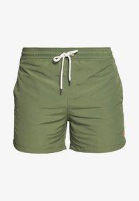 Polo Ralph Lauren - SLIM TRAVELER - Shorts da mare - supply olive - 3