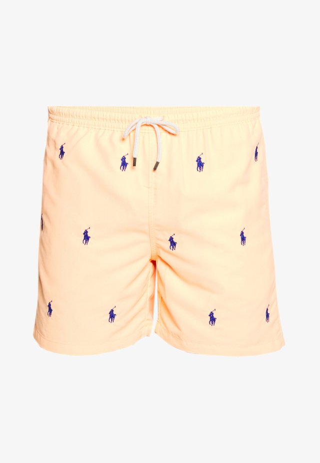 TRAVELER - Surfshorts - orange splash