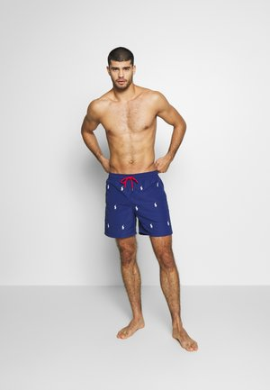 TRAVELER - Short de bain - fall royal