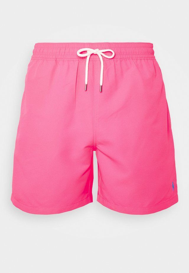 TRAVELER  - Shorts da mare - neon pink