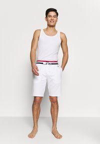 Polo Ralph Lauren - LOOP BACK  - Pantalón de pijama - white - 1