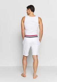 Polo Ralph Lauren - LOOP BACK  - Pantalón de pijama - white - 2