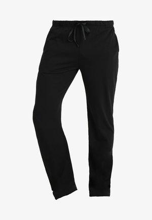 BOTTOM - Pyjamahousut/-shortsit - polo black