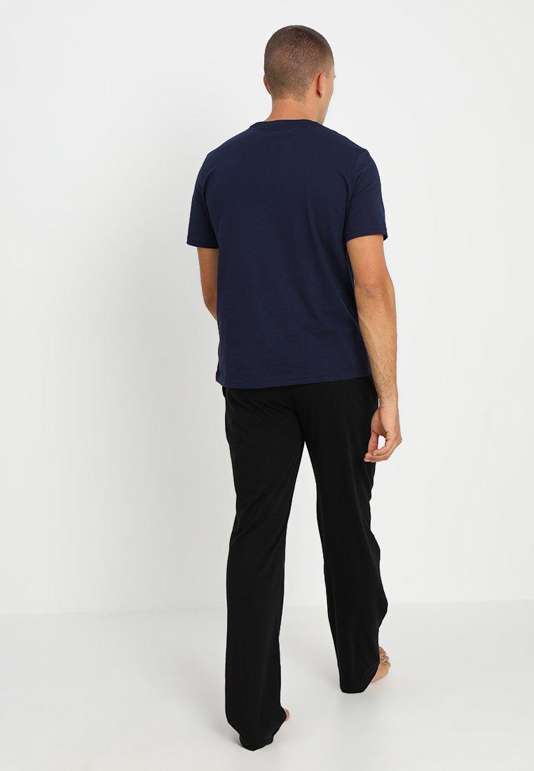 Ralph Pyjama De BottomBas Black Lauren Polo MGpVUjzLqS