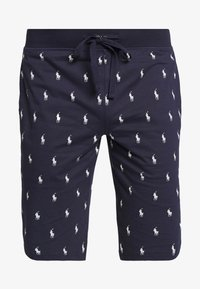 Polo Ralph Lauren - PRINTED LIQUID - Pyjama bottoms - cruise navy - 3
