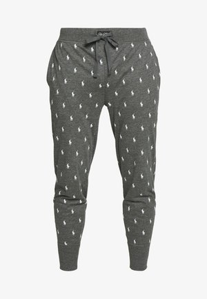PRINTED LIQUID  - Bas de pyjama - charcoal heather