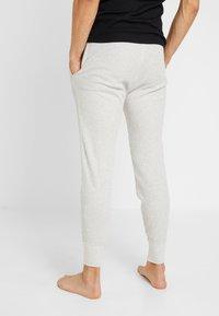 Polo Ralph Lauren - PANT SLEEP BOTTOM - Pyjama bottoms - brooklyn heather navy pp - 2