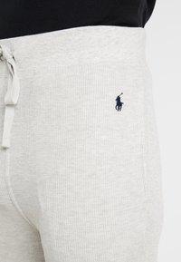 Polo Ralph Lauren - PANT SLEEP BOTTOM - Pyjama bottoms - brooklyn heather navy pp - 4