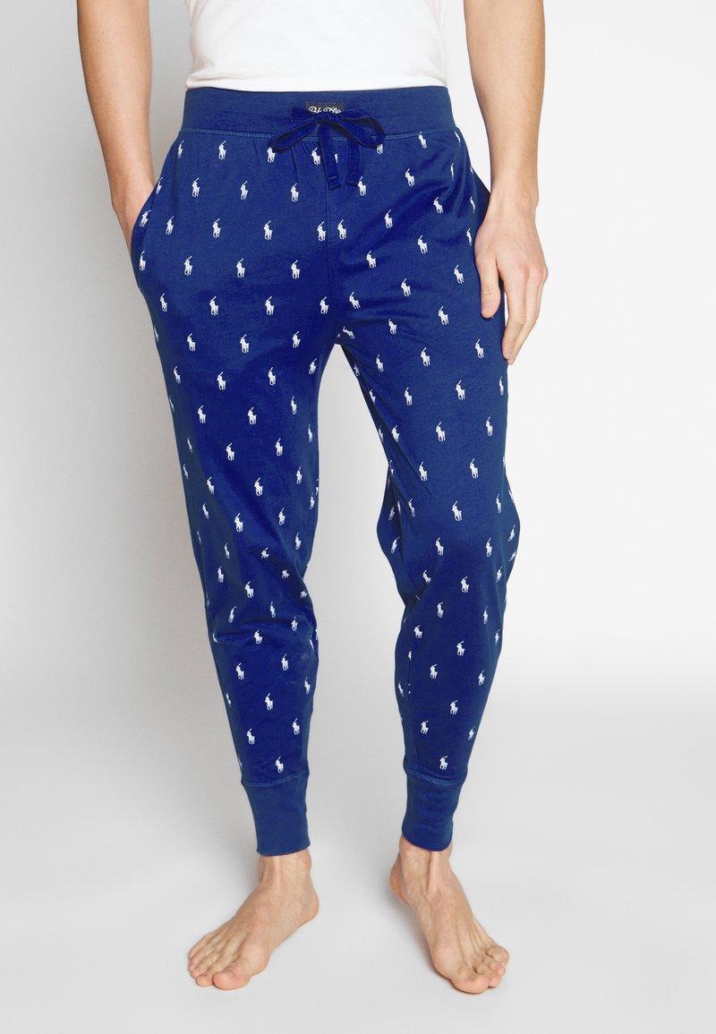 Polo Ralph Lauren - LIQUID - Pantalón de pijama - heritage royal