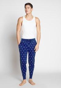 Polo Ralph Lauren - LIQUID - Pantalón de pijama - heritage royal - 1