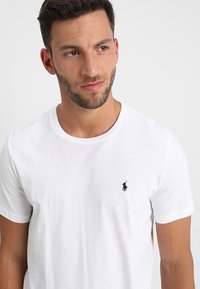 Polo Ralph Lauren - LIQUID - Camiseta de pijama - white - 4