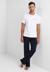 Polo Ralph Lauren - LIQUID - Camiseta de pijama - white - 1
