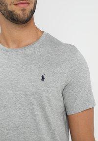 Polo Ralph Lauren - LIQUID - Camiseta de pijama - andover heather - 4