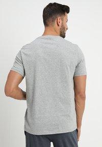 Polo Ralph Lauren - LIQUID - Camiseta de pijama - andover heather - 2