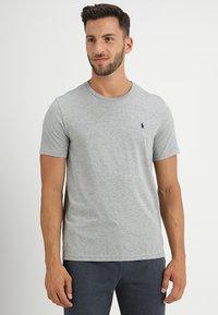 Polo Ralph Lauren - LIQUID - Camiseta de pijama - andover heather - 0