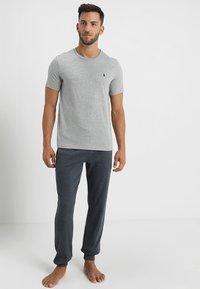 Polo Ralph Lauren - LIQUID - Camiseta de pijama - andover heather - 1