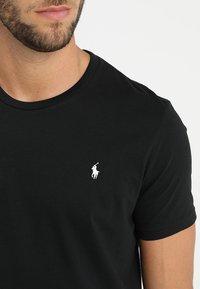 Polo Ralph Lauren - LIQUID - Camiseta de pijama - black - 4
