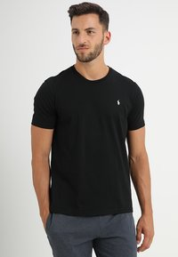Polo Ralph Lauren - LIQUID - Camiseta de pijama - black - 0