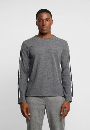 Pyjamasöverdel - charcoal heather