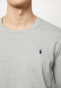 Polo Ralph Lauren - CREW - Pyjama top - andover heather - 4