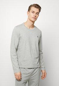 Polo Ralph Lauren - CREW - Pyjama top - andover heather - 0