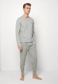 Polo Ralph Lauren - CREW - Pyjama top - andover heather - 1