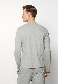 Polo Ralph Lauren - CREW - Pyjama top - andover heather - 2