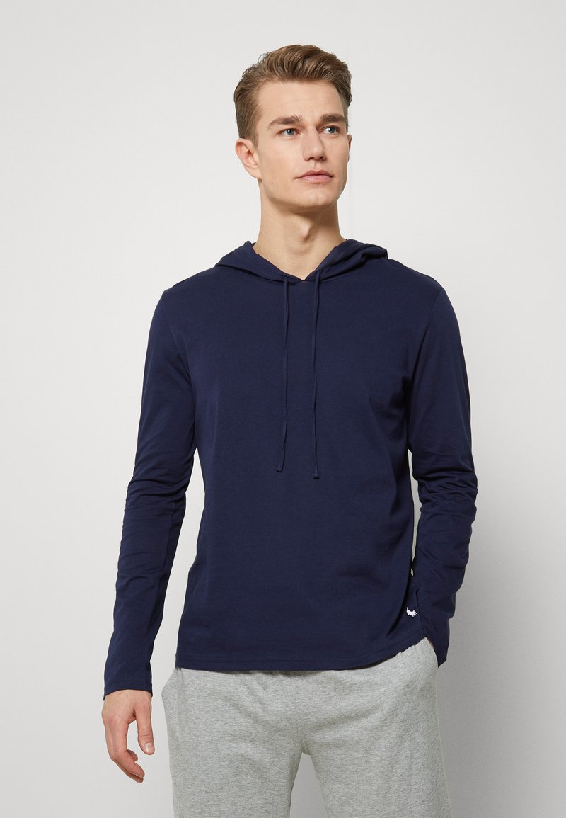Polo Ralph Lauren - HOODIE - Pyjama top - cruise navy
