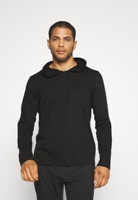 Polo Ralph Lauren - HOODIE - Pyjama top - black - 0