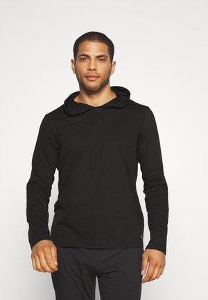 HOODIE - Camiseta de pijama - black