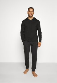 Polo Ralph Lauren - HOODIE - Pyjama top - black - 1