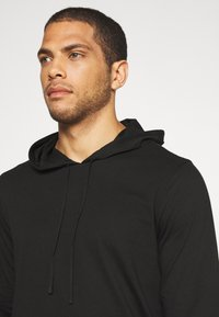 Polo Ralph Lauren - HOODIE - Pyjama top - black - 4