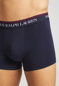 Polo Ralph Lauren - TRUNK 3 PACK - Shorty - navy/yellow/navy/red - 4
