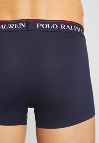 Polo Ralph Lauren - TRUNK 3 PACK - Shorty - navy/yellow/navy/red - 2